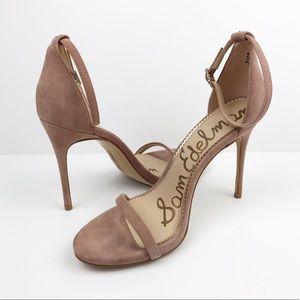 Sam Edelman Ariella Heeled Sandal Size 9.5